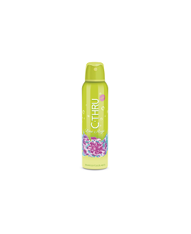 C-THRU DEO SPR 150ML LIME MAGIC