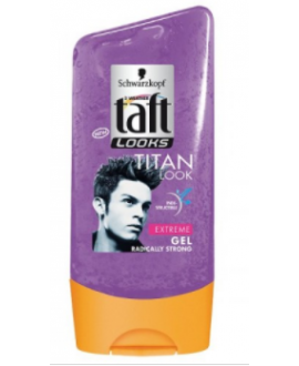 TAFT ŻEL WŁ 150ML TITAN LOOK 6