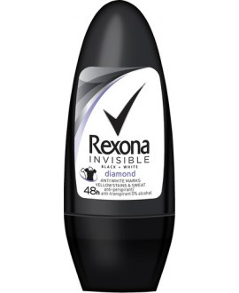 REXONA DEO R-ON 50ML W INV DIAM @%