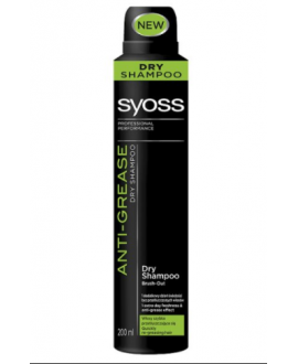 SYOSS SZ/WŁ 200ML DRY ANTI-GREA *
