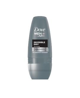 DOVE DEO R-ON 50ML M INVISIBLE %