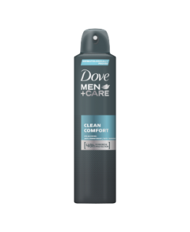 DOVE DEO SPR 150ML M CLEAN $%