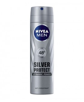 NIVEA MEN SILVER PROTECT ANTYPERSPIRANT SPRAY 150ML