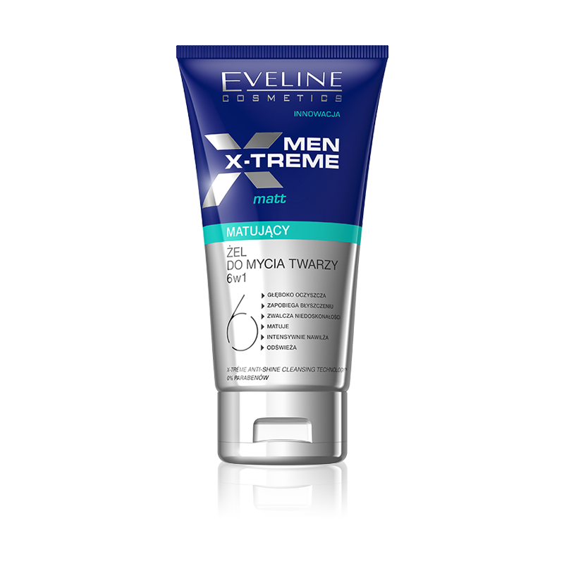 EVELINE MEN X-TR ŻEL MYJ/TW 150ML