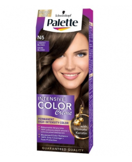 PALETTE INTENSIVE COLOR CREME FARBA DO WŁOSÓW N 5 CIEMNY BLOND
