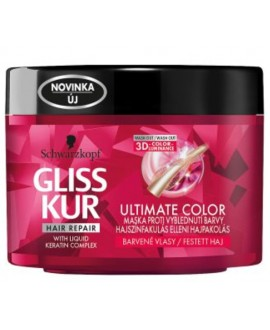 GLISS KURMASKA WŁ 200ML ULT COLOR