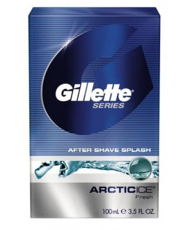 GILLETTE A/S 100ML SER.ARCTIC ICE %