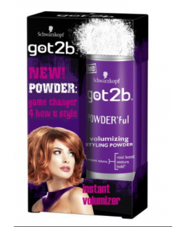 GOT 2B PUDER WŁ 10G VOLUMIZING