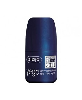 ZIAJA ANTYPERSPIRANT DO CIAŁA ROLLON YEGO 60ML