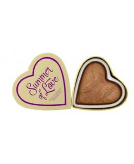 REVOLUTION /I HEART BRONZER LOVE HOT