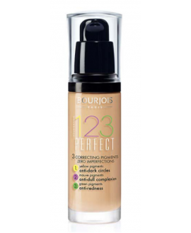 BOURJOIS 123 PREFECT PODKŁAD 051 LIGHT VALILLA 30ml
