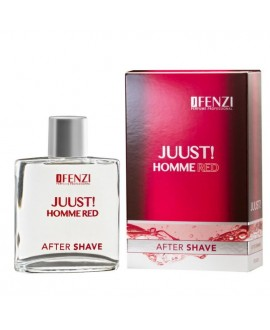 FENZI A/S JUUST HOMME RED 100ML