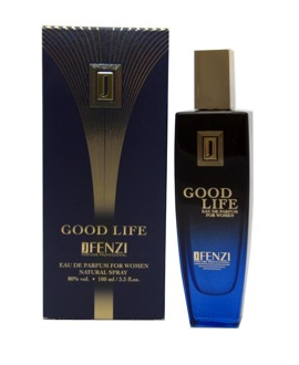 FENZI DEO/EDT GOOD LIFE WOMEN 100ML