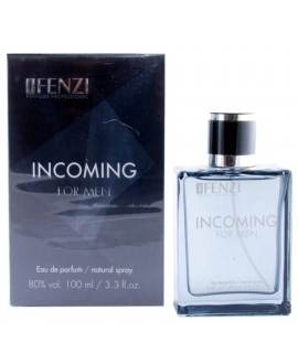 JFENZI WODA PERFUMOWANA MEN INCOMING 100 ML EDP