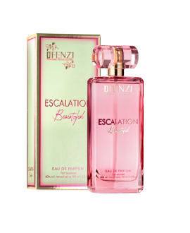 JFENZI WODA PERFUMOWANA ESCALATION BEAUTIFUL WOMEN 100ML EDP