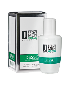 FENZI DEO/EDT/UNIVERS.GREEN 100ML