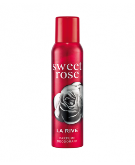 LA RIVE WDEO SPR 150ML SWEET ROSE