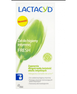 LACTACYD HIG.INT.ŻEL DOZ.200ML FRESH