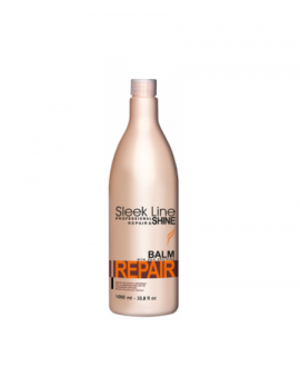 STAPIZ SLEEK LINE REPAIR BALSAM DO WŁOSÓW Z JEDWABIEM 1L