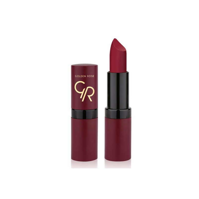 GOLDEN ROSE POMADKA MATTE VELVET 009