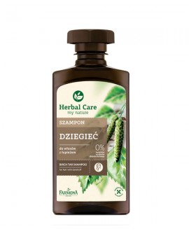 HERBAL C SZ/WŁ 330ML DZIEGIEĆ
