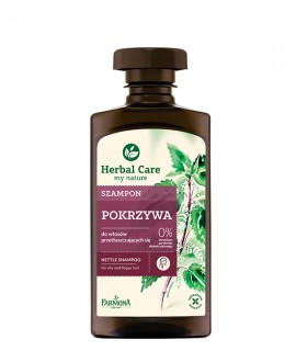 HERBAL C SZ/WŁ 330ML POKRZYWA