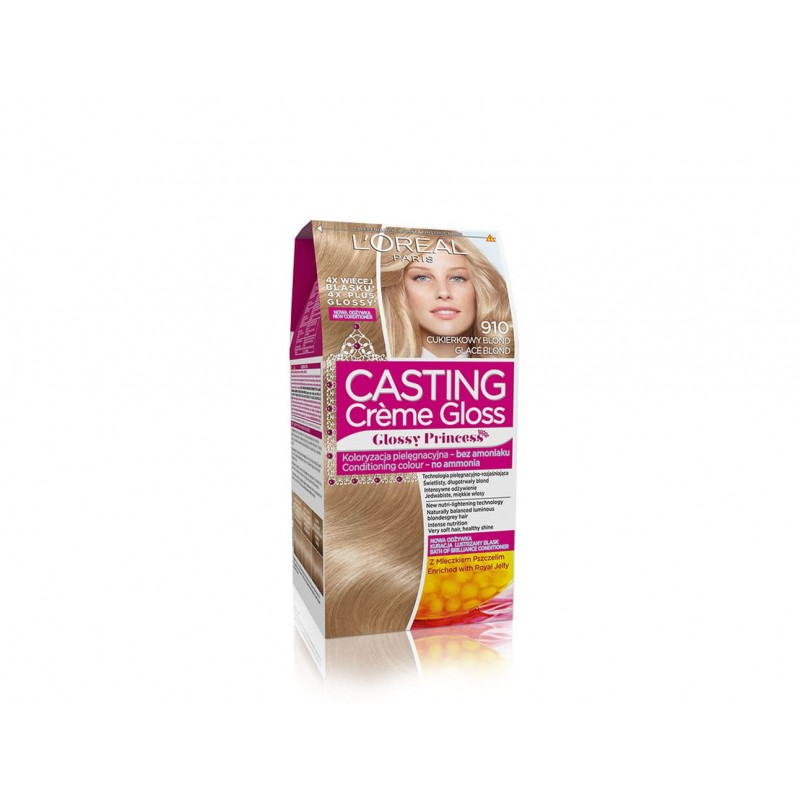 CASTING FAR.KOL.910 CUKROWY BLOND