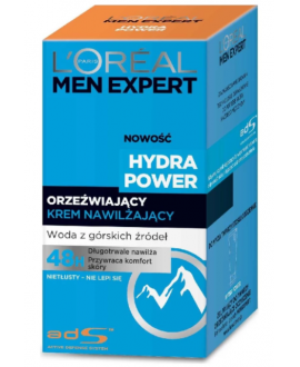 LOR DERMO MEN HYDRA POWER KR/TWARZ 50 ML