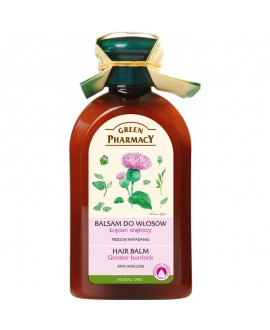 GREEN PHARMACY BALSAM DO WŁOSÓW 300ML