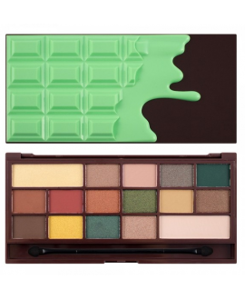 REVOLUTION I HEART MAKEUP CIEN CHOCOLATE MINT V4