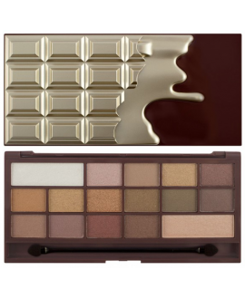 REVOLUTION I HEART MAKEUP CHOCOLATE GOLDEN BAR