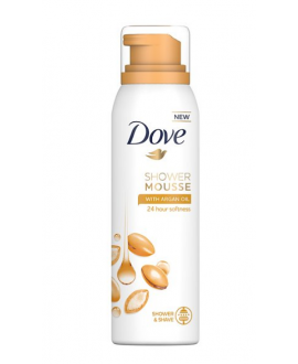 DOVE MUS/PR 200ML ARGAN OIL