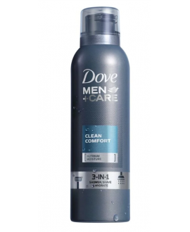DOVE MUS/PR 200ML CLEAN COMFORT