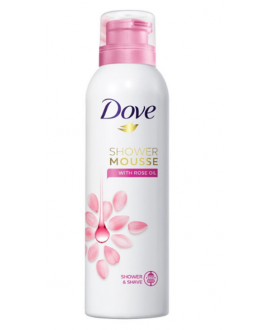 DOVE MUS/PR 200ML ROSE OIL