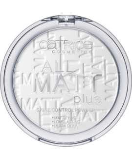 CATRICE PUDER MATUJĄCY ALL MATT PLUS SHINE CONTROL 001