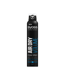 SYOSS PIANKA/WŁOSY AIR DRY VOL 200 ML