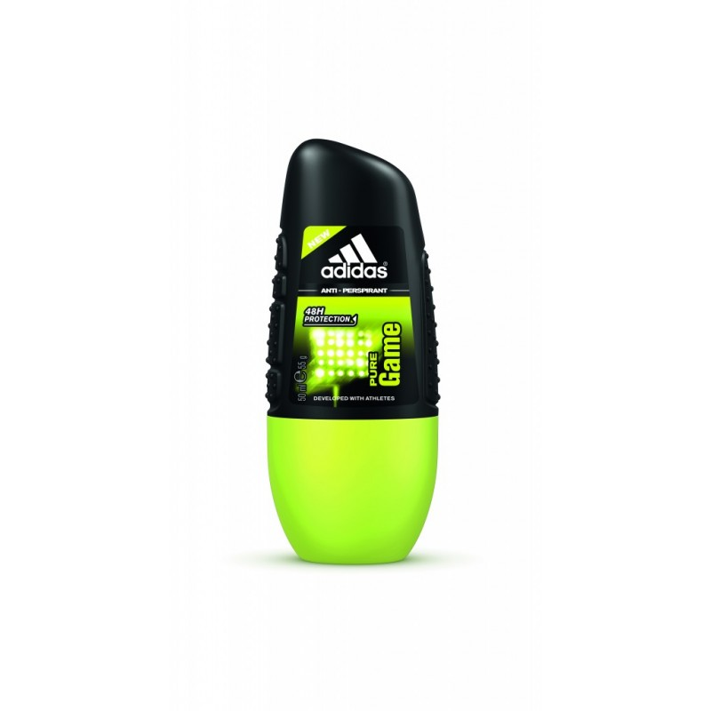 ADIDAS MEN PURE GAME DEO R-ON 50ML