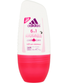 ADIDAS WOC&C DEO R-ON 50ML 6W1