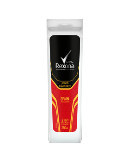 REXONA ZEL/PR M. 250 ML SPAIN