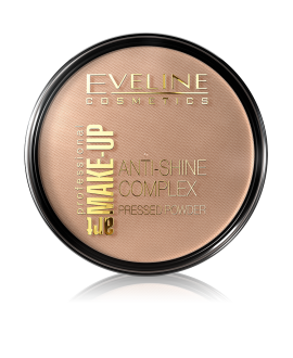 EVELINE PUDER ART M-UP 37 WARM BEIG