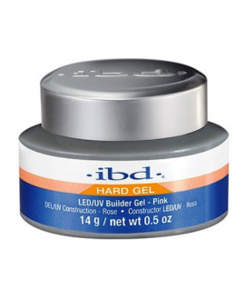 IBD BUILDER GEL 14G PINK LED/UV
