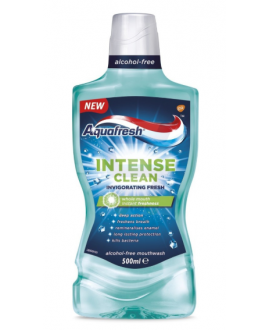 AQUAFRESHPŁ.UST 500ML INTENSE CLEAN