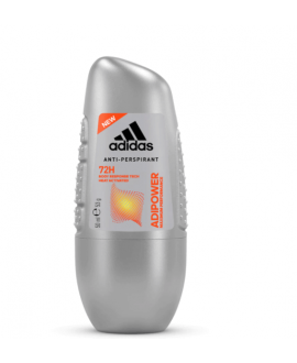 ADIDAS M ADIPOWER DEO R-ON 50ML