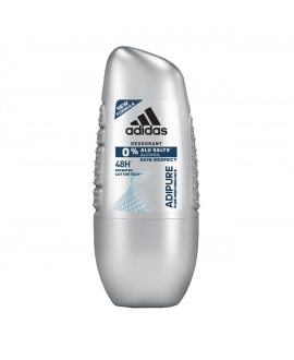 ADIDAS MEN ANTYPERSPIRANT ADIPURE DEO ROLLO-ON 50ML