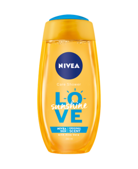 NIVEA ŻEL POD PRYSZNIC 250ml LOVE SUNSHINE