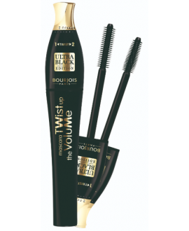BOURJOIS MASCARA TWIST UTV ULTRA BL
