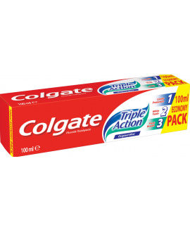 COLGATE PAS.ZĘB.100ML TRIPLE ACTION