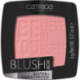CATRICE RÓZ BLUSH BOX 010 SOFT ROSE