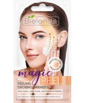 BIELENDA MAGIC PEELING DROBNOZIARNISTY DO TWARZY