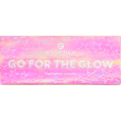 ESSENCE PALETA ROZSWIETLACZY GO FOR THE GLOW 02